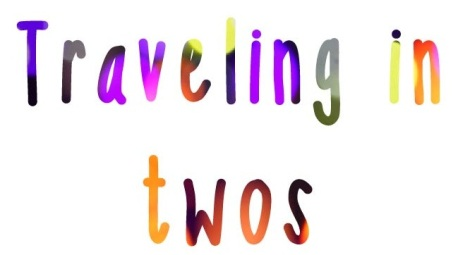 traveling in twos